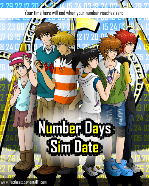 number days sim date thane ending